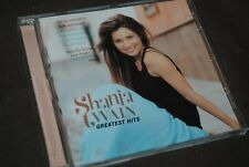 "SHANIA TWAIN ""Greatest Hits"" CD / MERCURY - 602498636046 / 2005"
