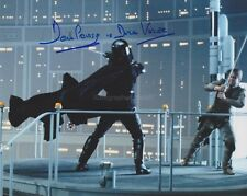 Dave Prowse Hand Signed 8x10 Photo Autograph, Star Was Darth Vader B