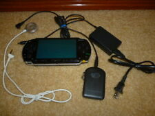 Sony PSP Playstation Portable Entertainment System - With accessories!