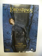 Lord of the Rings 'Pippin Guard of the Citadel' Sideshow Weta Statue