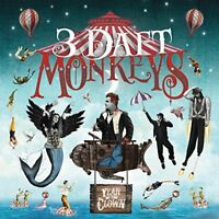 3 Daft Monkeys - Year Of The Clown [CD]