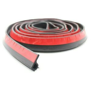 Adhesive Pickup Truck Rubber Tailgate Seal Kit 13 ft. Comes with alcohol wipes.
