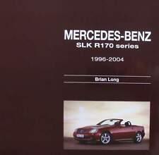 Mercedes-benz SLK R170 Series 1996-2004 (anglais) Relié – Illustré 9 Mars 2015