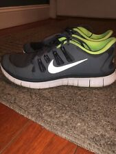 Nike Shoes Men Size 10 Running Shoes Very Good Condition Lightly Used Gray