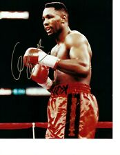 LENNOX LEWIS 8X10 SIGNED PHOTO BOXING PICTURE AUTOGRAPHED