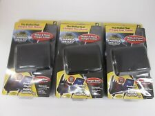 3 Bulbhead Atomic Phone Charge Wallet Black 2500 mAh Rechargeable Ap 1024