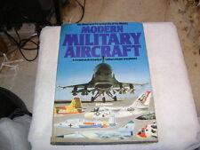 Modern Military Aircraft, illustrated 1977 by Bill Gunston