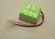 9.6V Ni-MH 1800mAh 2* 4 AA 4-Cell Battery Pack w/. Tamiya for RC Boat Car Tank
