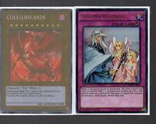 Yugioh Card - Ultra Rare Holo - Solemn Warning DUSA-EN085 1st Edition NEW