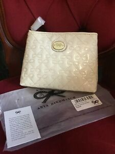 Anya Hindmarch Small Make Up Bag/purse