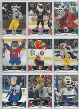 2016-17 Upper Deck AHL #TM24 Buddy the Puffin mascot (St. John's IceCaps)