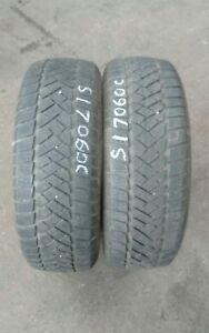 2X215/60 R17C 104/102H 55PSI M+S DUNLOP SP LT 60  - 6 TREAD 6mm