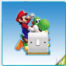 Façades, coques et autocollants DS Lite pour jeu vidéo et console