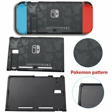 Protective Replacement Back Housing Shell Case Cover for Nintendo Switch Console