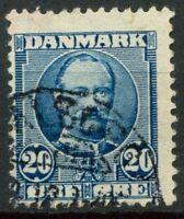Denmark 1907 SG 124 Used 80%