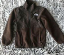 The North Face Girls Size Medium Brown Jacket Coat