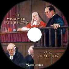 The Wisdom of Father Brown - Unabridged MP3 CD Audiobook in paper sleeve