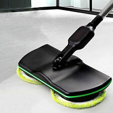Wireless Rotary Electric Mop Rechargeable Floor Mops Cleaner Scrubber Polisher
