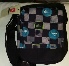 Brand New Quiksilver LME.LIME Small Shoulder / Crossbody Bag