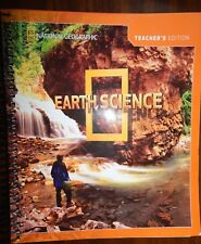 Earth Science 4th National Geography TEACHERS EDITION 2011 Resource Homeschool