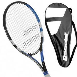Babolat CONTEST DRIVE 100 - Graphit-Tennisschläger besaitet + Hülle - Toppreis