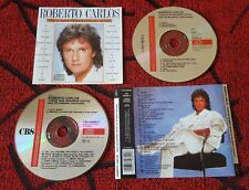ROBERTO CARLOS **Todos Sus Grandes Exitos** ORIGINAL 1988 SPAIN 2-CD SET