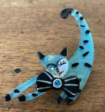 ORNA LALO CAT PIN BROOCH!