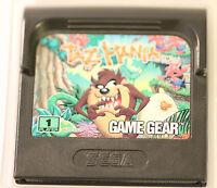 Sega Game Gear Gamegear  Taz-Mania  GAME (GAME  ONLY)