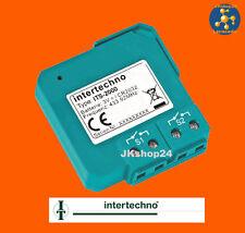 Intertechno Funk-entre connecteur Funksteckdose itr-1500 avec Watt F professeurs ont Sender