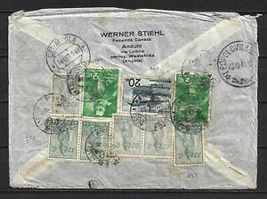 Angola, Portugal - 1948 Airmail Cover t/ Germany, Zone - VF !!!!!  (A3916)
