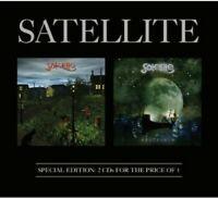Satellite - Evening Games/Nostalgia [New CD] Special Ed