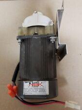 Hoshizaki M91x60s201 Ice Machine Water Pump Motor 120 V Made By Nbk