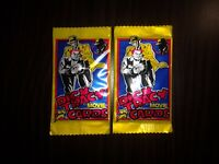 1990 Dandy Dick Tracy Trading Card Pack 2 Pack Lot