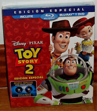 Toy Story 2 Edition Special Disney Combo Blu-ray DVD Animation (unopened) R2