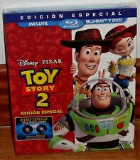 TOY STORY 2 EDICION ESPECIAL DISNEY COMBO BLU-RAY+DVD SLIPCOVER (SIN ABRIR) R2