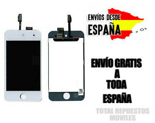 PANTALLA APPLE IPOD TOUCH 4 (LCD, TACTIL) COLOR BLANCO 100% FUNCIONAL NUEVO