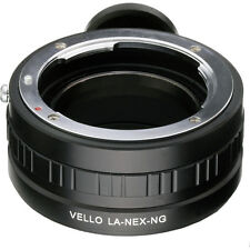 Vello Nikon G Lens to Sony NEX Camera Adapter
