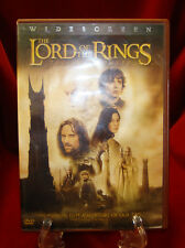 Dvd - The Lord of the Rings: The Two Towers (Widescreen / 2002)