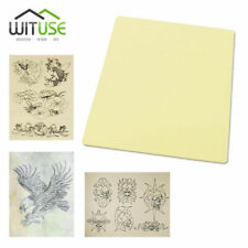Professional Tattoo Practice Art Blank Sheet Fake Skin For Needle Ink Practicing
