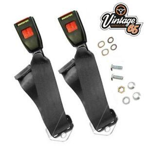 Bodega Clásica 65 Securon Ajustable Hebilla Del Cinturón de Seguridad Palmeadas