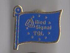 Pin's Allied signal / TQL (Total Quality Leadership) - drapeau européen