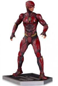 DC Justice League Flash Statue