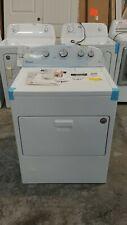 Whirpool 7-cu ft Hamper Door Steam Cycle GAS Dryer (White) WGD49STBW2 (dent) GAS