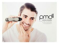PMD MAN Personal Microderm System Black new in box nib