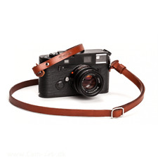 Adjustable Brown Leather Cam-in Camera Strap with Rings CAM3233 UK Stock