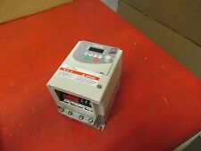 TOSHIBA TRANSISTOR INVERTER VFS9-2007PM-WN 3PH 6.7/5.8A A AMPS 200/230V VOLTS