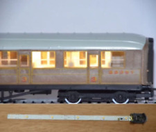 More details for train-tech cl2 coach lighting strip: traditional warm white oo gauge