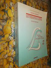 GIOVANNA GARBARINO LETTERATURA LATINA N.2° PARAVIA 1997 STORIA+ANTOLOGIA TESTI