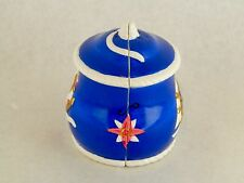 Vintage Geo Z Lefton 1998 Nautical Marine Sea Theme Salt Pepper Shaker Container
