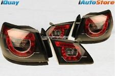 Holden Commodore VF '13- BLACK LED Tail Lights SS SSV Evoke SV6 Calais Redline